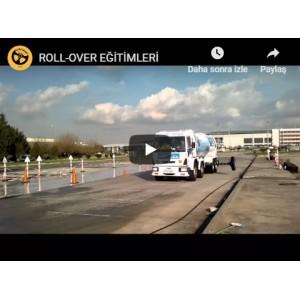 TANKER ROLL-OVER EĞİTİMİ